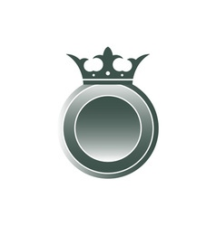 Coin-With-Crown-380x400 vector image