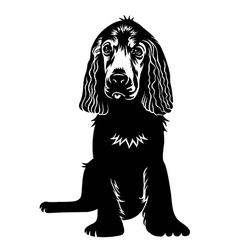 Dog 001 vector