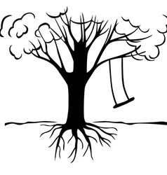 Tree swing vector