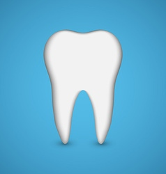 Tooth Dental health concept vector image vector image