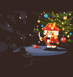 character of nutcracker vector image