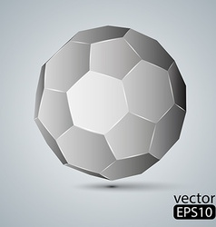 Geometric figure Icosahedron vector