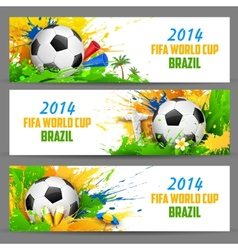 FIFA World Cup banner vector