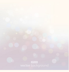soft colored abstract purple background vector image