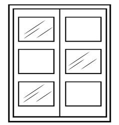 Single window vector image