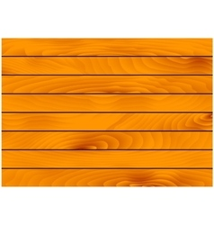 Wooden texture and background of pinewood vector