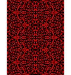 swirl seamless pattern vector image