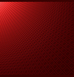 abstract red gradient radial background vector image