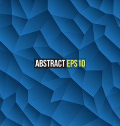 Background pattern of geometric shapes vector image