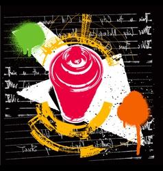 UrbanJungle1 vector image