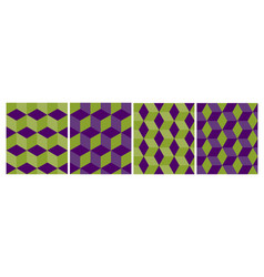 Geometry color seamless pattern vector