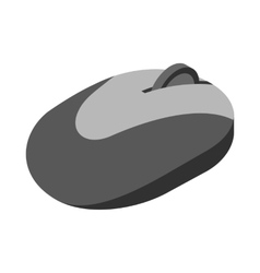 Computer mouse icon cartoon style vector image vector image