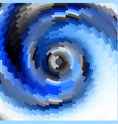 Abstract spiral background vector
