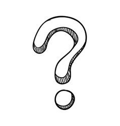 Question icon Text design graphic vector