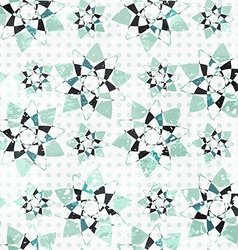 abstract snow seamless vector image