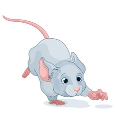 Wonderland Mouse vector