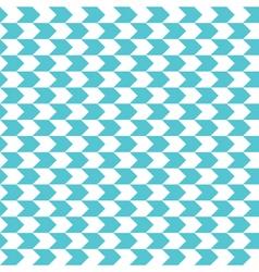 arrow pattern background vector image vector image