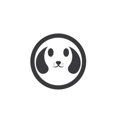 pet icon design vector image