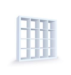 storage system vector image
