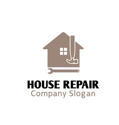 House repair design vector