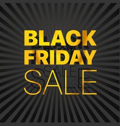 Black friday sale logo black friday sale banner vector