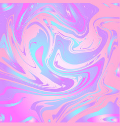 Creative design background with marbling vector