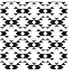 Navajo ethnic pattern vector image