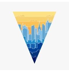 Print Rainbow vector image vector image