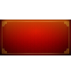 china red background eps 10 vector image