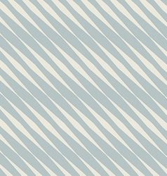Seamless pattern from diagonal lines Striped vector image vector image