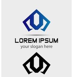 Letter V logo icon design template vector