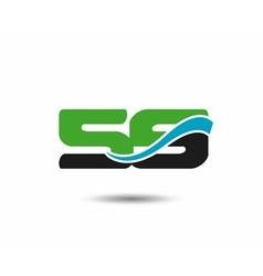 59th Year anniversary design logo vector image