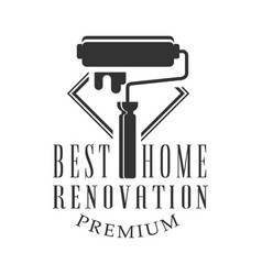 best premium home repair and renovation service vector image vector image