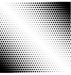 halftone dots pattern matrix dpi futuristic vector image