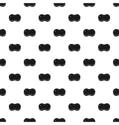 Sponge pattern simple style vector