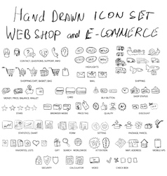 Web-shop vector