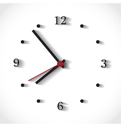 Clocks vector image