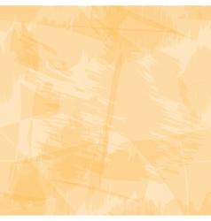 Orange light grungy paper seamless background vector