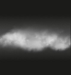 Smoke effect realistic smoke or vector