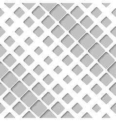 Abstract Diagonal Paper Lattice Seamless Pattern vector image