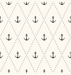 seamless flat pattern polka dot with vector image