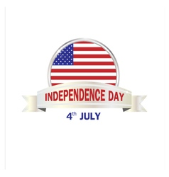 American Independence Day1 vector image vector image