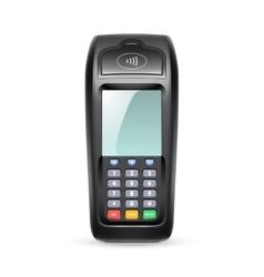 Single Payment Terminal vector