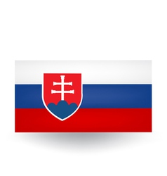 Slovak Flag vector