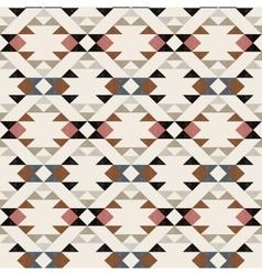 Navajo ethnic pattern - vector image vector image