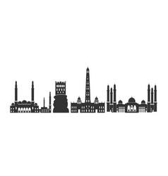 yemen vector image