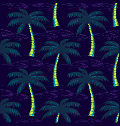 abstract seamless tropical pattern for vector image