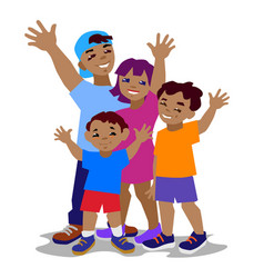 children1 vector image