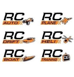 RCicon set vector