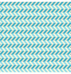 Seamless Abstract Blue Toothed Zig Zag Paper vector image